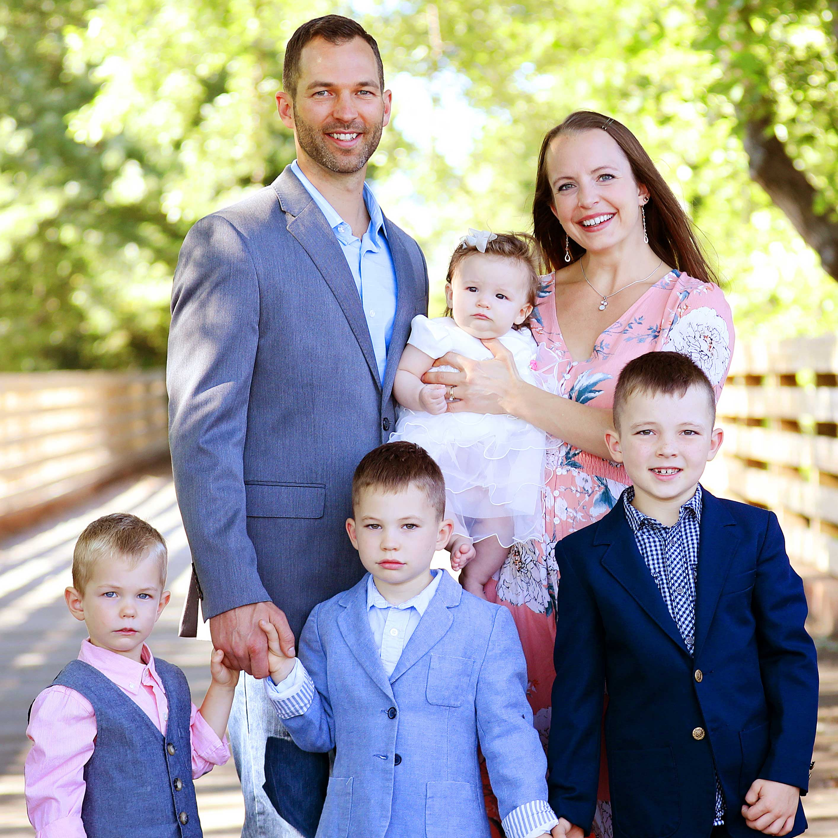 Lukasek family